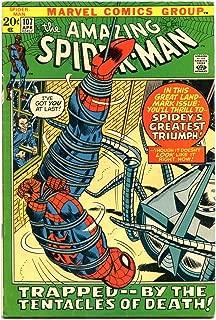 Amazing Spider-Man #107 1972-MARVEL COMICS Bronze Age VG