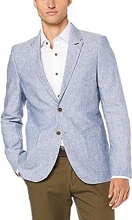 Oxford Men Larkin Linen Blazer, Chambray