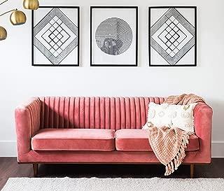 Best modern velvet sofa Reviews