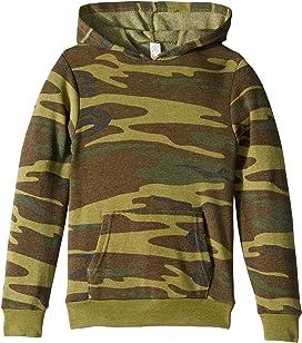 bac5350d76fab Alternative Kids Champ Printed Eco-Fleece Sweatshirt (Big Kids ...