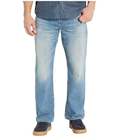 Lucky Brand 181 Relaxed Straight Jeans in Pompano (Pompano) Men