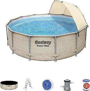Bestway Pool Set Power Steel 396X107Cm