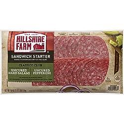 Hillshire Farms Classico Club Sandwich Starter, 18 oz.