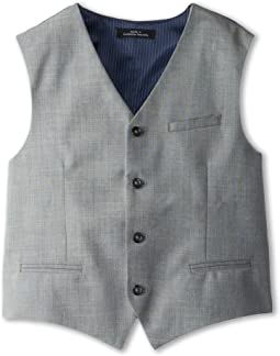 Calvin Klein Kids Sharkskin w/ Deco Vest (Big Kids)