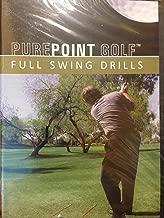 PurePoint Golf, Full Swing Drills