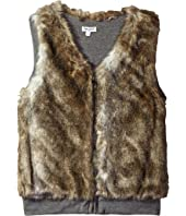 Splendid Littles - Reversible Faux Fur Vest (Big Kids)