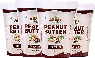 Allops Chocolate Peanut Butter 100% Veg. (4)