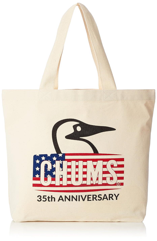 比率敬意を表するシーサイド[チャムス] トートバッグ 35th Anniversary Tote Bag