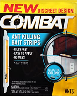Combat Ant Killing Bait Strips, 5 Count