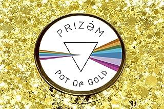 Pot of Platinum Gold ▽ 60g ▽ Festival Glitter , Chunky Glitter , Makeup Glitter , Face Glitter , Body Glitter , Glitter Makeup , Hair Glitter , Cosmetic Glitter , Nail Glitter , Eyeshadow Glitter