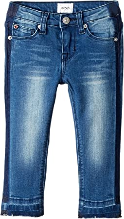 Hudson Kids - Tilly Skinny Jeans in Prussian Blue (Toddler/Little Kids)