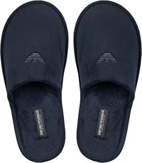 Emporio Armani Chaussons pour hommes article 111377 6A590 SLIPPERS