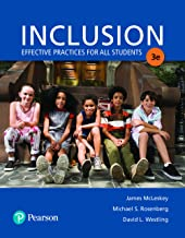 Inclusion: Effective Practices for All Students (2-downloads)