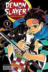Demon Slayer: Kimetsu no Yaiba, Vol. 1: Cruelty Kindle Edition