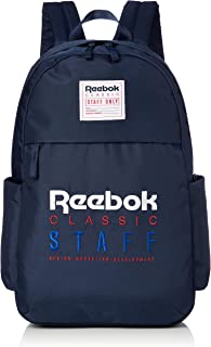 Reebok Sport and Outdoor Backpacks for Unisex, Navy, DU7523