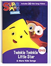Twinkle Twinkle Little Star & More Kids Songs - DVD