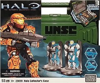 Mega Bloks Halo Collectors Case (Green Case)