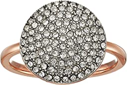Pave Disk Ring