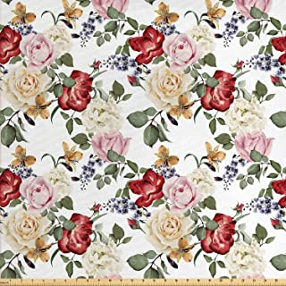 Best lilac print fabric Reviews