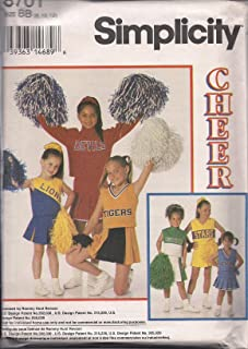 Best cheer uniform sewing pattern Reviews