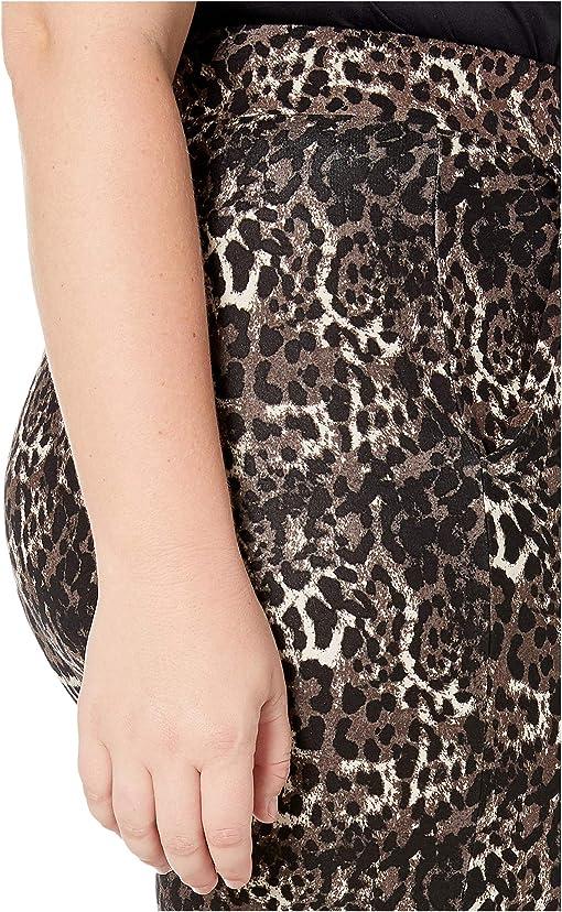 Brown/Leopard