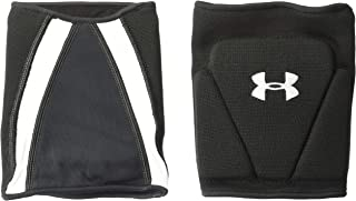 Under Armour Strive 2.0 Knee Pads, Black//White