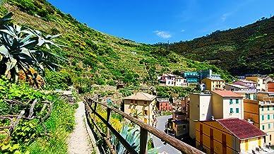 Manarola, Cinque Terre National Park- Quaint Villages, Colourful Houses & Italian Riveria Coastline