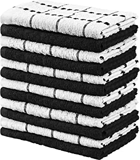 Utopia Towels Kitchen Towels, 15 x 25 Inches, 100% Ring Spun Cotton Super Soft and..