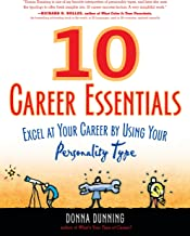 10 Career Essentials: Excel at Your Career by Using Your Personality Type (English Edition)