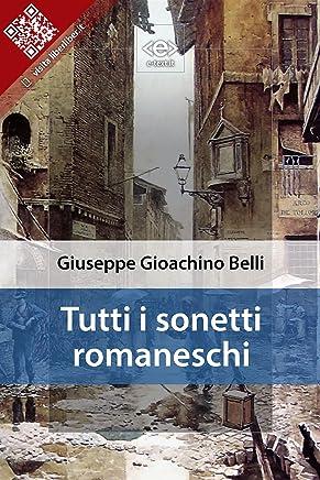 Tutti i sonetti romaneschi (Liber Liber)