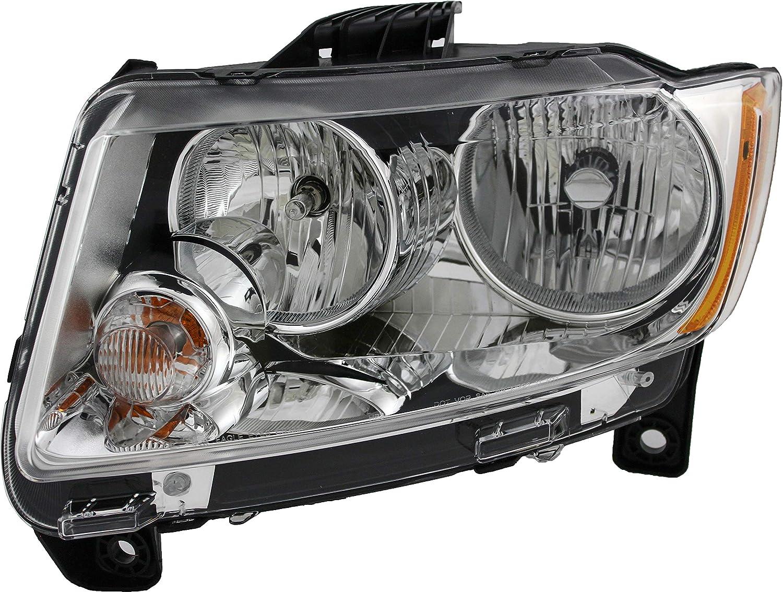 For Jeep Grand Cherokee 公式ショップ Headlight 2011 Sid Left Driver 2013 2012 大決算セール