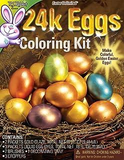 Best 24 Karat Easter Egg Coloring Kit Review