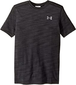 Under Armour Kids Threadborne Knit Short Sleeve (Big Kids)