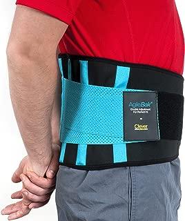 Faja Lumbar para la Espalda - Doble Ajuste, Adaptación
