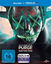 The Purge: Election Year - Steelbook [Blu-ray] [Limited Edition]