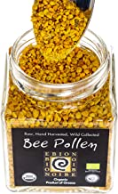 Wild Raw Organic Greek Bee Pollen Hand Collected in the Arta Mountains (125 grams)