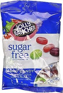 Jolly Rancher Sugar Free Hard Candy, 3.6 oz Bag (3.6 oz)