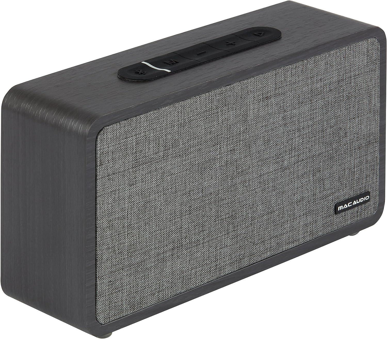 Mac Audio Bt Elite 5000 Bluetooth Lautsprecher Für Ios Und Android Mit Dockingstation Two In One Soundstation 6 Stunden Akkulaufzeit Schwarz Audio Hifi