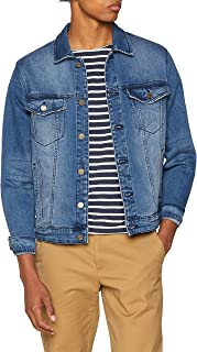 Only & Sons Onscoin Blue Jacket Pk 0451 Noos heren Denim jack