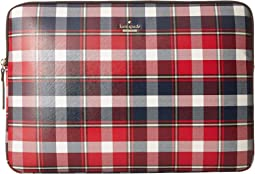 Rustic Plaid Universal Laptop Sleeve Laptop Case