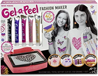 Gel-a-Peel Fashion Maker Girl Toy