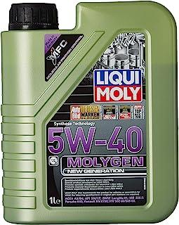 زيت محركات الجيل الجديد 5W40 من ليكوي مولي موليجن 1 لتر