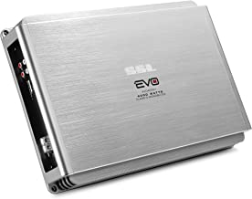 Sound Storm Labs EVO4000.1 EVO 4000 Watt 1 Ohm Stable Class D Monoblock Car Amplifier with Remote Subwoofer Control