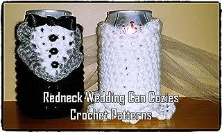 Redneck Wedding Can Cozies Crochet Pattern
