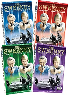 The Sweeney Complete Collection Pack
