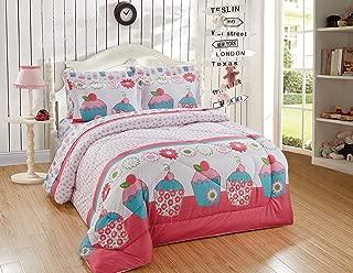 Best cupcake comforter set Reviews
