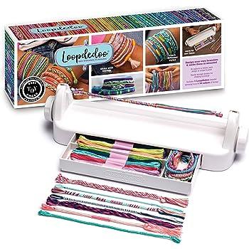Loopdedoo - Friendship Bracelet Maker Kit - DIY Friendship Bracelets in Minutes - Award-Winning Bracelet Kit