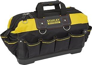 Stanley FatMax 1-93-950 Gereedschapstas (49 x 26 x 10 cm, waterdichte bodem, versterkte naden, ergonomische rubberen handg...