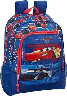 Safta Mochila Escolar Cars 3 Oficial 320x140x420mm