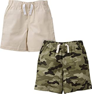 Baby Boys 2 Pack Shorts